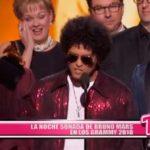 Internacional: La Noche de Bruno Mars en los Grammy 2018