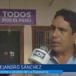 Alejandro Sánchez: No solo hay dos candidatos