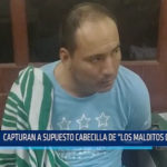 Trujillo: Capturan a supuesto cabecilla de los malditos de chicago