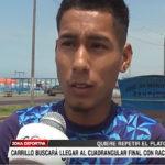 Bryan Carrillo buscará llegar al cuadrangular final con Racing