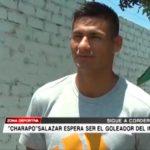 Charapo Salazar espera ser el goleador del inca