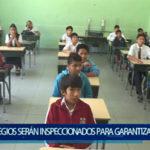 Piura: Colegios públicos y privados serán inspeccionados