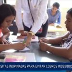 Chiclayo: Visitas inopinadas para evitar cobros indebidos en colegios