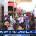 Piura: Comerciantes del mercado de Castilla exigen la administración compartida