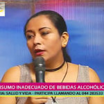 Salud y vida: Consumo inadecuado de bebidas alcohólicas