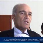 """Chiclayo: """"La corrupción no puede detener a nuestro país"""""""