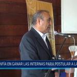 Trujillo: Confía en ganar las internas para postular a la provincia