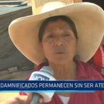 Buenos aires: Danmificados permanecen sin ser atendidos