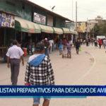 Piura: Alistan preparativos para desalojo de ambulantes en complejo de mercados