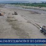 Trujillo: Realizan descolmatación de seis quebradas en Laredo