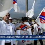 Ecuador: Impulsan campaña contra reelección inmediata