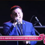 Nacional: Edu Lecca es el nuevo integrante del Grupo 5