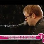 Elton John anunció su retiro de los escenarios con gira mundial