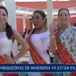 Trujillo: Embajadoras de marinera ya están en Trujillo