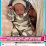 Internacional: Enrique Iglesias sorprende a todos con fotos de sus mellizos