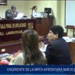 Chiclayo: Exgerente de la MPCH afrontará nuevo juicio