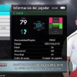 Fanáticos recrean en PES 2018 la nueva camiseta de la selección