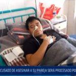 Chiclayo: Acusado de asesinar a su pareja será procesado por feminicidio