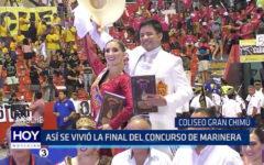 Trujillo: Así de vivió la final del concurso de marinera