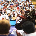 Categoría Unidad bailaron por la tercera final del 58° Concurso Nacional de Marinera