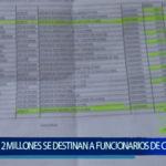 Piura: Cerca de 2 millones en sueldos se destina a funcionarios de confianza
