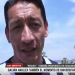 Carlos Galván analiza también el momento de universitario