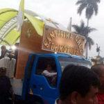 Inició la celebración de la cumbre de imágenes religiosas más grande del Perú