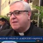 Piura: Imagen de virgen de las Mercedes viajará el 19 de enero
