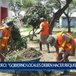 """Piura: """"Gobiernos  locales deben hacer requerimientos para afrontar  posible  fenómeno La Niña"""""""