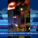 Piura : Incendio consume ferretería en Sullana