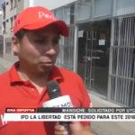IPD:  Estadio Mansiche está pedido para este 2018