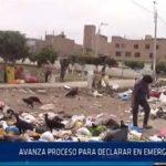 Chiclayo: Avanza proceso de emergencia al distrito de JLO