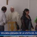 Chile: Segunda jornada de la visita del Papa