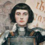Nace Juana de Arco