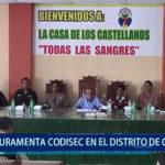 Piura: Juramenta CODISEC en el Distrito de Castilla