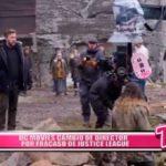 Internacional: Dc Movies cambió de director por fracaso de Justice League