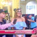 """Nacional: Mario Hart y Korina Rivadeneira volverían a """"Combate"""""""