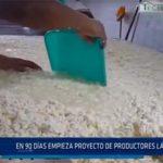 Chiclayo: en 90 días empieza proyecto de productores lácteos