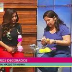 Hazlo tu misma:  Rosario Alva nos enseña hacer lapiceros decorados