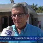 Trujillo: Confiado en litigio por terreno de Club Libertad