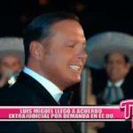 Internacional: Luis Miguel llegó a acuerdo extrajudicial por demanda en EE.UU