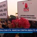 Lima: Realizan 5ta. marcha contra indulto a Fujimori