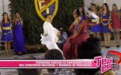 Nacional: Fernanda García es la reina del 58º Concurso Nacional y 8º Mundial De Marinera