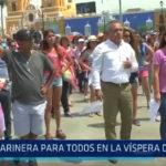 Trujillo: Marinera para todos en la víspera del Papa