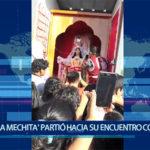 Piura: La Mechita partió a su encuentro con el Papa