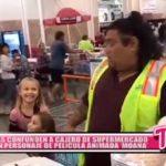 Internacional: Niñas confunden a cajero de supermercado con personaje de película animada 'Moana'