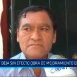 Trujillo: MPT deja sin efecto de mejoramiento en colegio