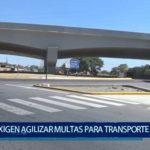 Piura: Exigen  agilizar multas  para   transportes  de  carga