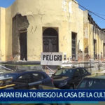 Piura: ¡Peligro! Declaran en alto  riesgo la Casa de  la Cultura de Piura