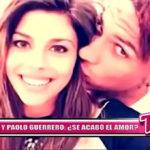 Thaisa Leal y Paolo Guerrero se acabó el amor